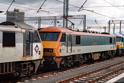 90 130 at Wembley Yard on 2nd April 1994