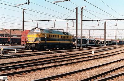 5108 at Merelbeke on 15th June 1996