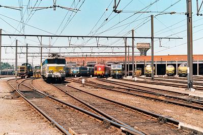 Merelbeke Depot on 15th June 1996