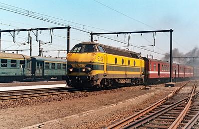 6206 at Merelbeke on 15th June 1996