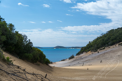Rainbow Beach - Carlo Sand Blow