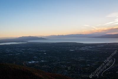 Squaw Peak Road - Utah Lake