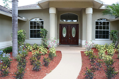 Front House entry