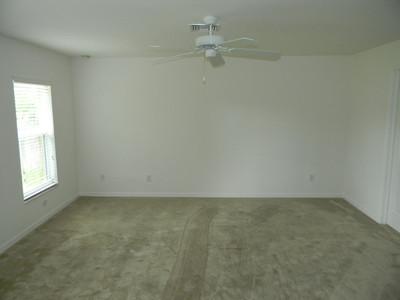 New Carpeting In Master Bedroom