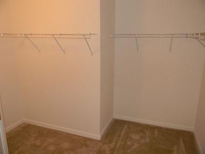 Huge Master Bedroom Walk-In Closet