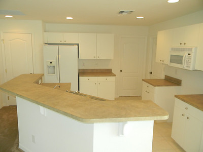 Kitchen Has Plenty Of Countertop Space!