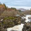 Glen Orchy Waterfalls -Allt Broighleachan
