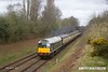 170319-013  Resident class 25 No D5185 passes Charnwood with the the 10:30 Loughborough - Leicester North.