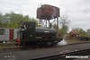 170429-049  Peckett 0-4-0ST, works No 1163 Whitehead, seen in the yard at Swanwick Junction.