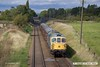 170909-038  D6535 top & tail with D5185 passing Woodthorpe with the 14:25 Loughborough - Quorn.