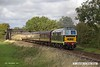 170909-036  Guest loco, Hymek No D7017 passing Woodthorpe with the 14:15 Loughborough - Leicester North.