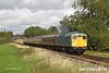 170909-025  D5343 (31116) is captured passing Woodthorpe, powering the 12:45 Loughborough - Leicester North..