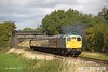 170909-023  D5343 (31116) is captured passing Woodthorpe, powering the 12:45 Loughborough - Leicester North..