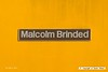 170403-067  Nameplate of Network Rail re-engineerded class 73 No 73951 Malcolm Brinded.
