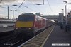 170207-042  Virgin East Coast class 91 No 91108 pulling in to Newark North Gate with 1N17, the 12:30 London King's Cross - Newcastle.