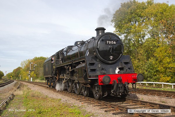181007-046  BR standard 5MT No. 73156 is seen at Swithland.