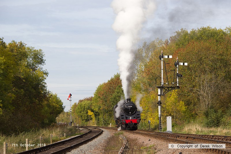 181007-047  BR standard 5MT No. 73156 is seen at Swithland.