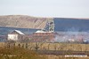 180208-010  Thoresby colliery being demolished, a rather sad sight. It is planned to construct around 850 houses on the site when cleared.