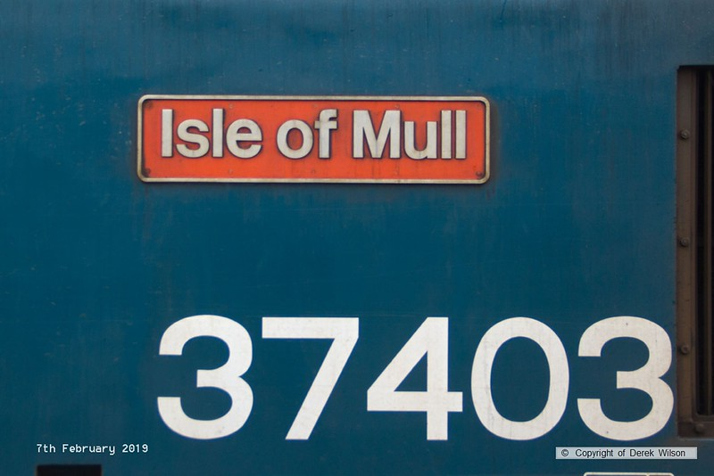 190207-007  Direct Rail Services class 37's No's 37403 Isle of Mull.