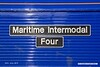 190725-004  Nameplate of DB Cargo Maritime livery class 66/0 No. 66051 Maritime Intermodal Four.