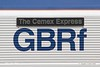 190624-070  Nameplate of GB Railfreight class 66/7 No. 66780 The Cemex Express.