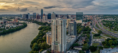 Downtown Austin Skyline 13