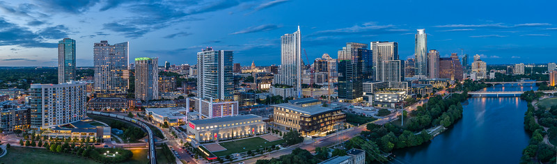 Downtown Austin Skyline 41