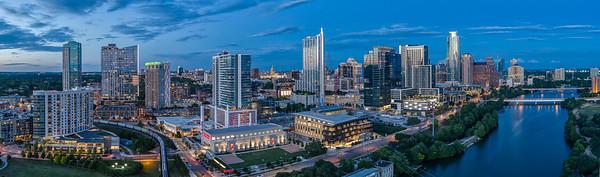 Downtown Austin Skyline 41