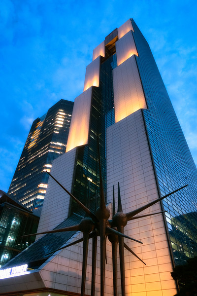 Seoul World Trade Tower