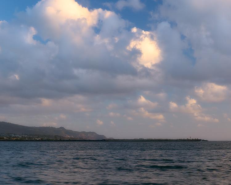 Sunrise in Kahului