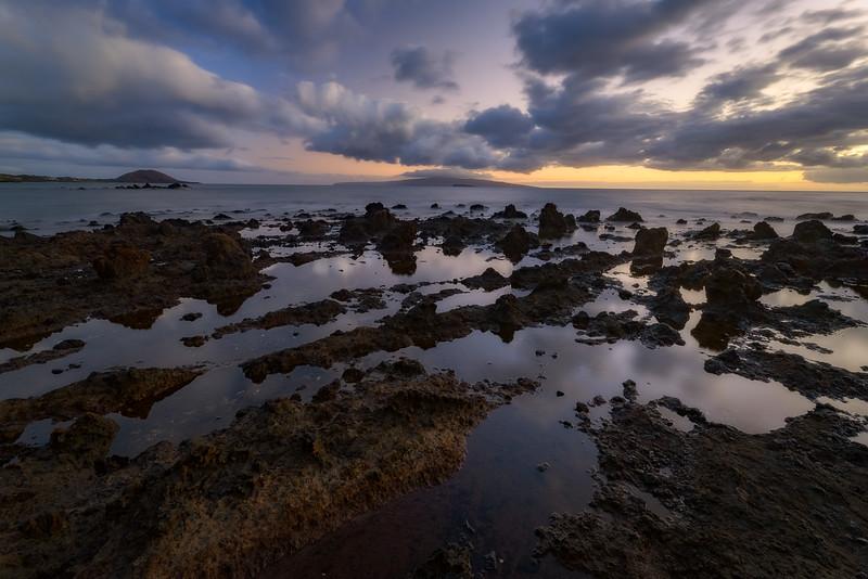 Lava Rocks between Polo and Palauea Beach