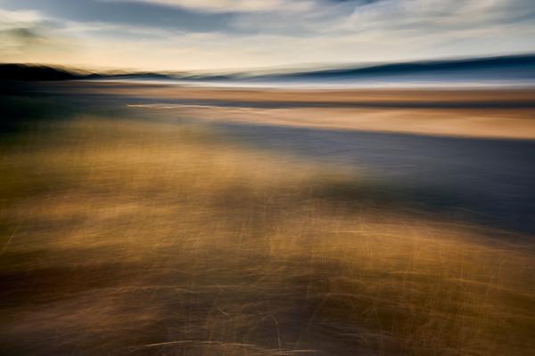 Long Bay evening, ICM effect