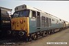 910901-015  50008 Thunderer (Worksop open day, 1-9-91)