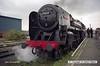 911020-003     BR Britannia 4-6-2 no 70000 Britannia at Kings Lynn.