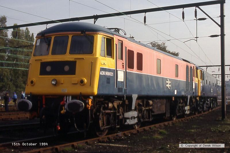 941015-013  ADB 968021 (84009) Mobile test bank (Crewe,15-10-94)