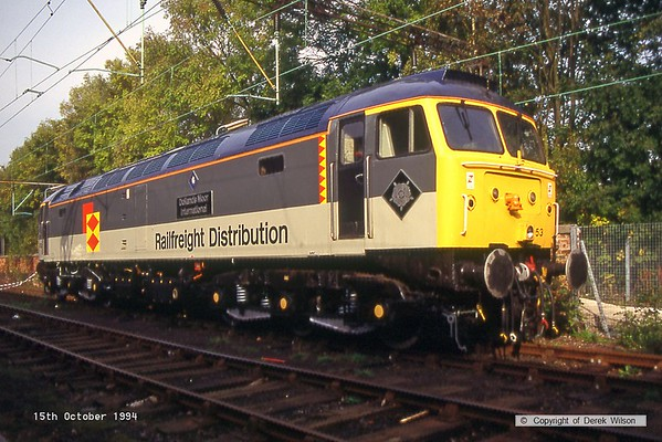 941015-026  47053  (Crewe electric open day,15-10-94)