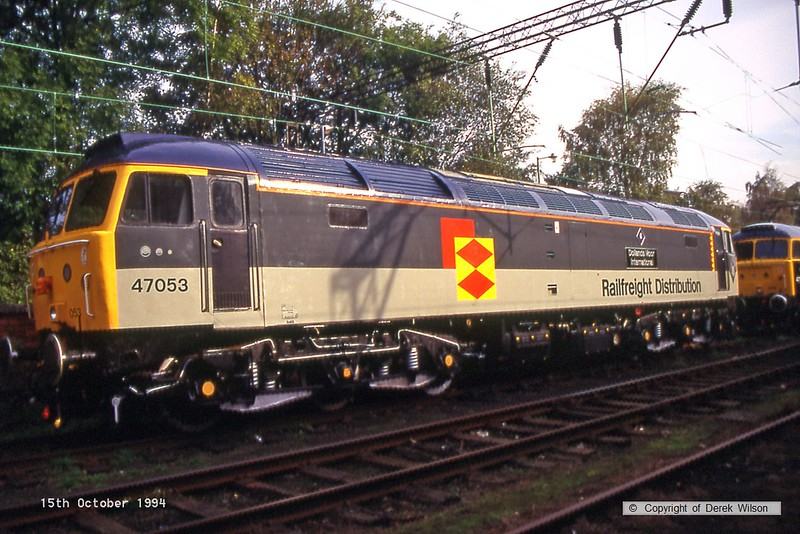 941015-025  47053  (Crewe electric open day,15-10-94)