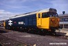 940709-024  50033 Glorious (Doncaster Works, 9-7-94)