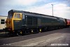 940709-011  50007 SIR EDWARD ELGAR (Doncaster Works, 9-7-94)
