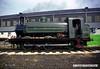 940709-007  GNR 0-6-0T 1247 (Doncaster Works, 9-7-94)