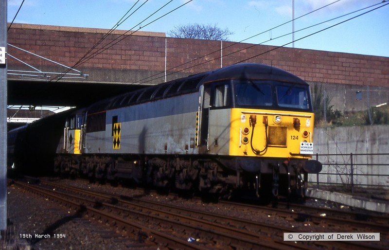 Worksop wanderer railtour