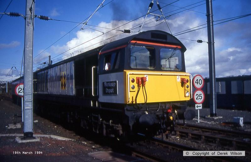 Worksop wanderer railtour