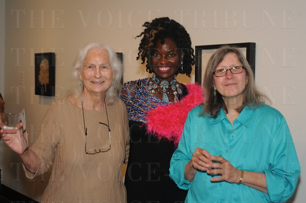 Reception for Artists at the Cressman Center