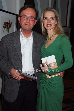 Bill Marshall, Alexandra Whitcomb