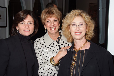 Melissa Cohn, Elaine Dean, Kay Brover