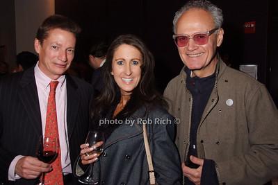 Ted Farris, Karen White, Jon D'Orazio