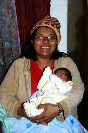 Nacimiento de Benjamin Alexander 2008