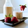 Apple Strawberry Yogurt Smoothie