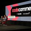 Recode Senior Commerce Correspondent Jason Del Rey interviews Jeff Raider, CEO, Harry's at Recode's Code Commerce 2019. Photo credit: Keith MacDonald for Vox Media.