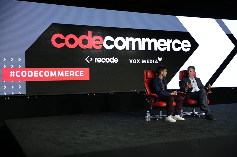 Recode Senior Commerce Correspondent Jason Del Rey interviews David Kahan, CEO, Birkenstock Americas at Recode's 2019 Code Commerce Conference.